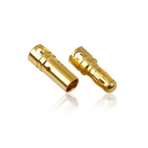 3.5mm gold connector
